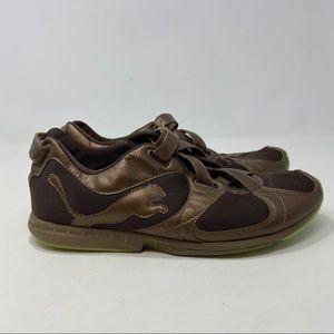 Puma Women's Brown Sneakers Size 11